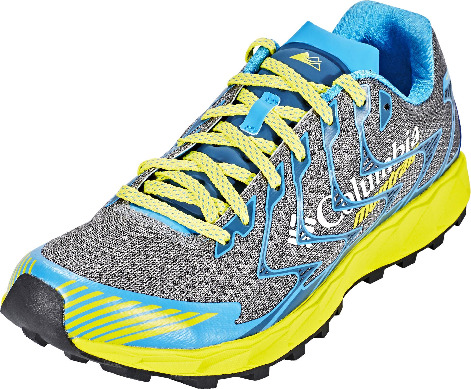 Columbia Rogue F.K.T Hommes Trail Running Shoe (jaunegris